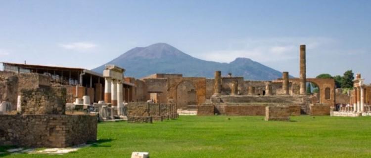 Shore Excursion Pompeii from Naples