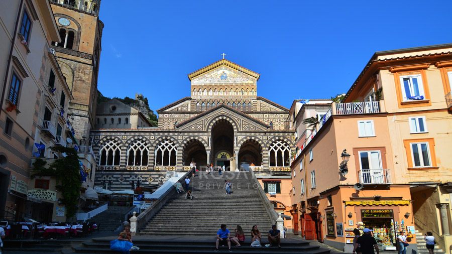 Amalfi Private Tour from Sorrento