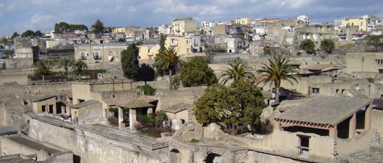 Shore Excursion Herculaneum