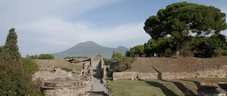 Shore excursion from Naples port Herculaneum Pompeii Positano