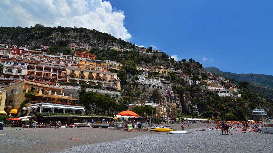 Positano Private Tour from Sorrento