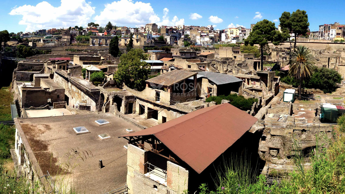 Private tour herculaneum and amalfi coast from sorrento