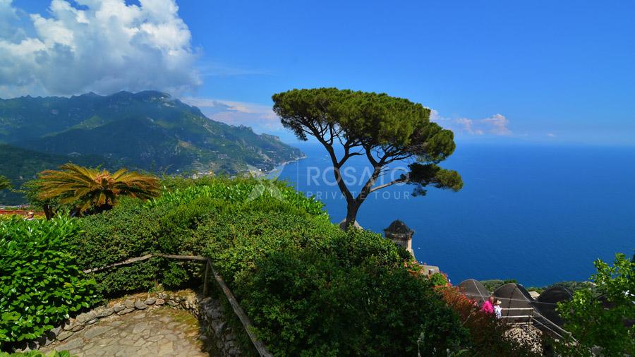 Ravello private tour from Sorrento
