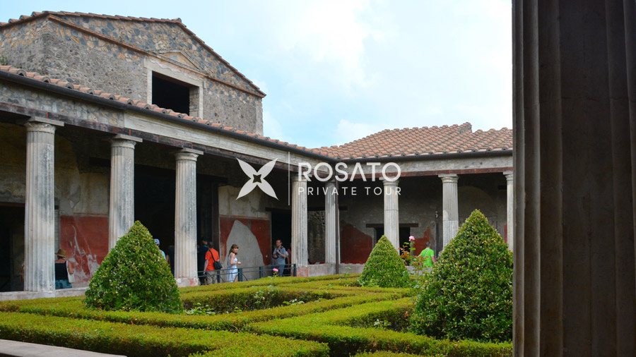 Pompeii Ruins Shore Excursion