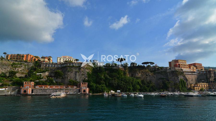 Salerno Shore Excursion Sorrento