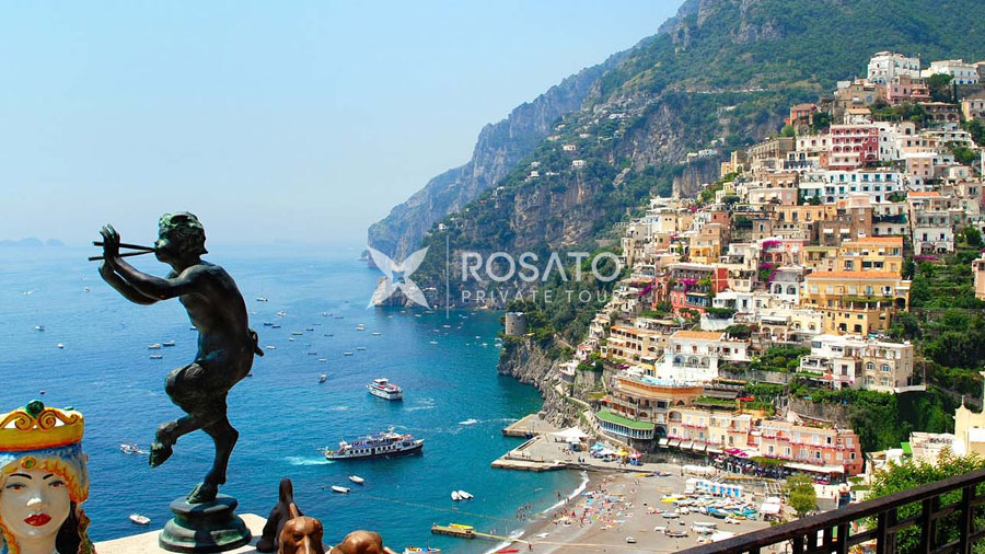 Shore Excursion Positano from Naples