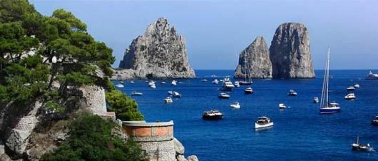 Shore Excursion Capri from Naples