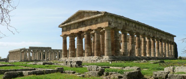 SHORE EXCURSION PAESTUM & BUFFALO MOZZARELLA FACTORY FROM PORT OF NAPLES