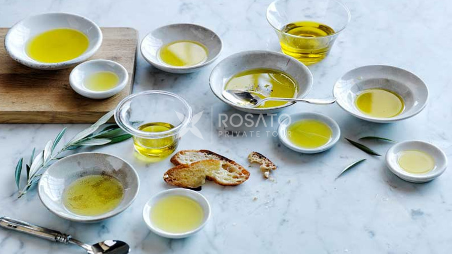 sorrento oil olive tasting