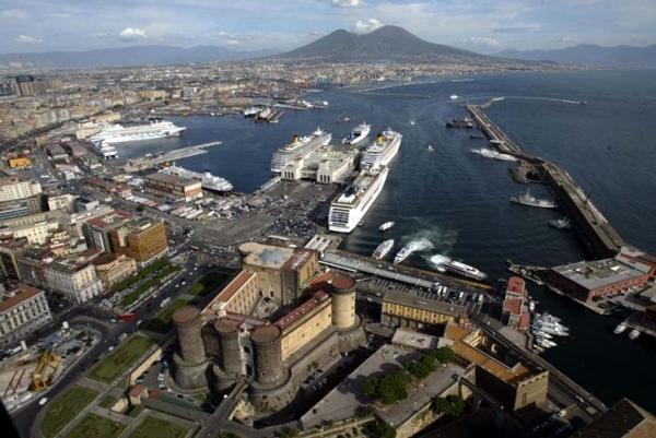 Transfer from sorrento to Naples port