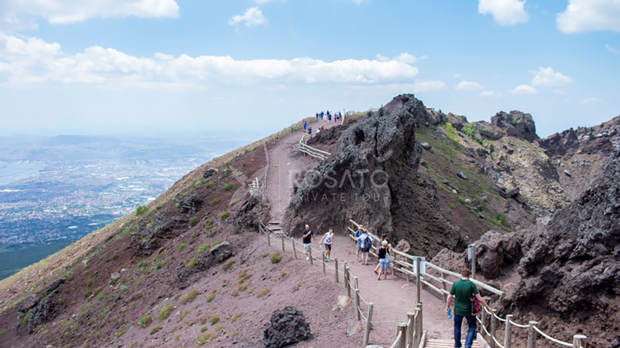 Vesuvius Private Tours from Sorrento