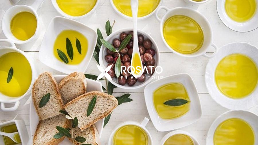 Oil Tasting Gastronomic Tour Salerno