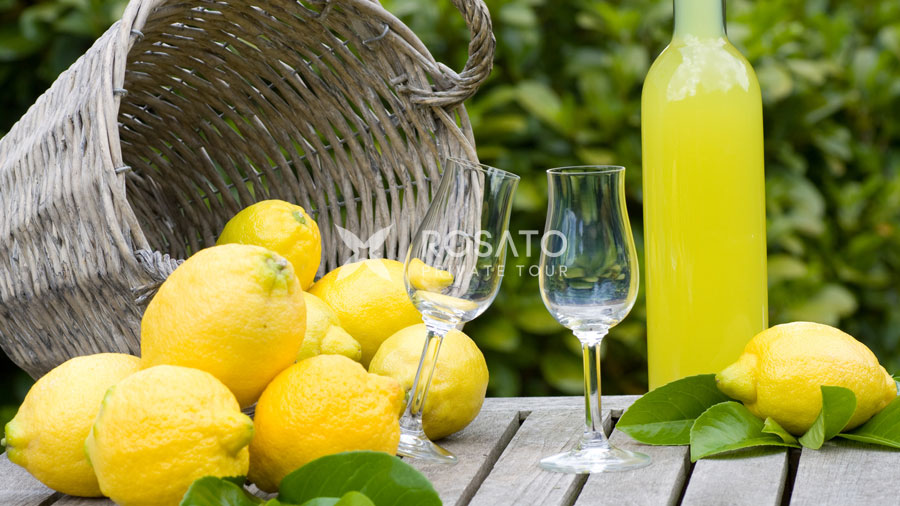Limoncello Tasting from Salerno Port