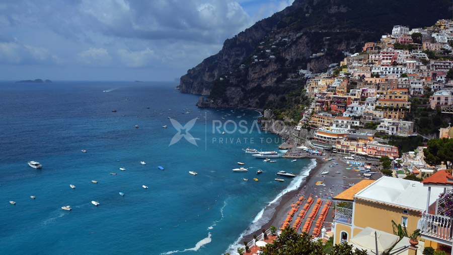Private Tour Positano from Naples