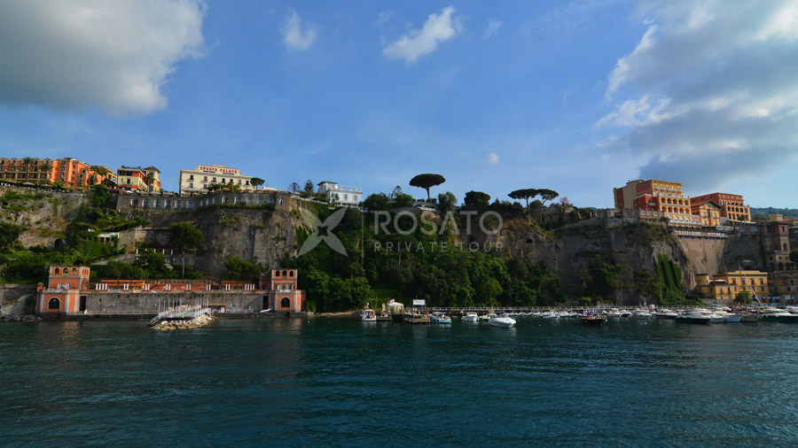 Private Tour Sorrento from Naples