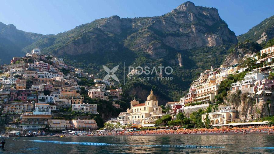 Shore Excursion Positano from Sorrento
