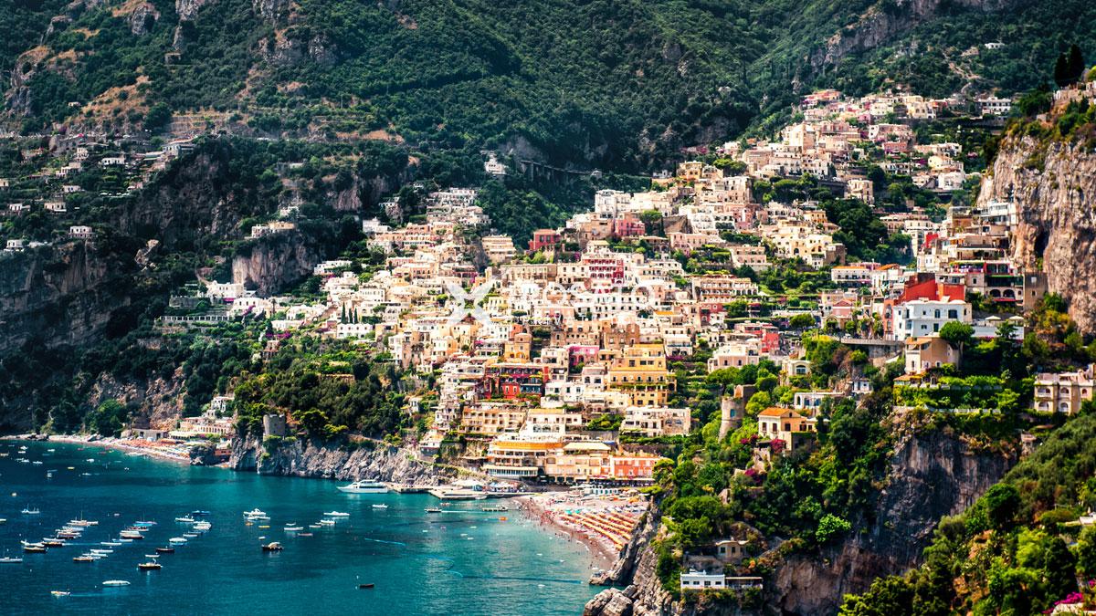 Shore Excursion Pompeii Amp Amalfi Coast Naples Port