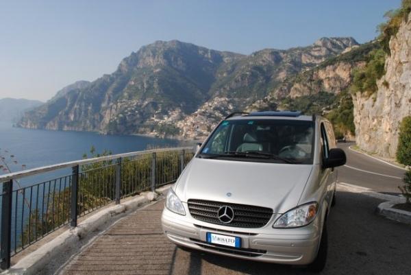 Private Driver Amalfi Coast
