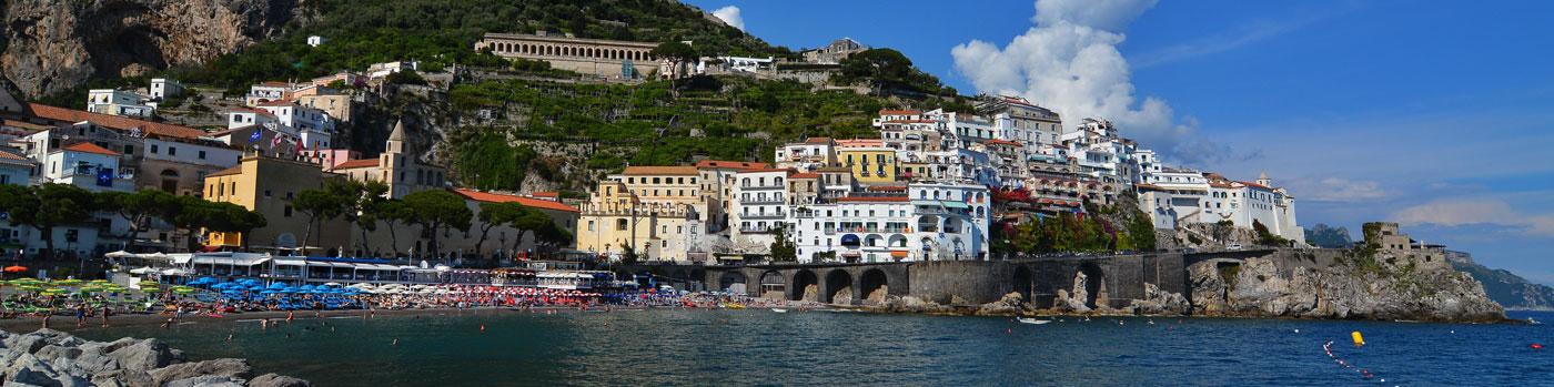 Private Tours Naples, Sorrento and Amalfi Coast