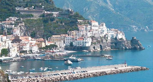 shore excurions from amalfi