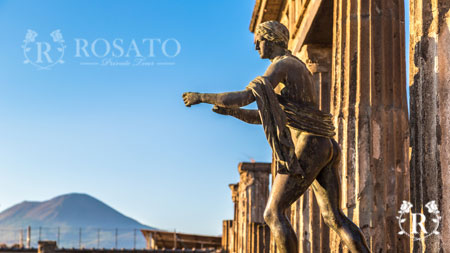 Pompei and Amalfi coast from Sorrento excursion