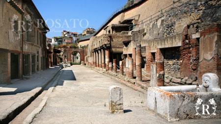 Vesuvius and Herculaneum from Sorrento excursion