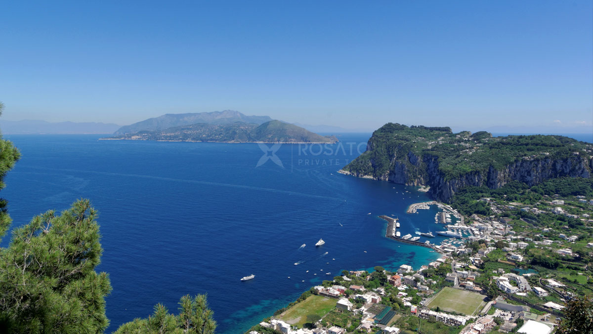 Private Tour Capri From Sorrento
